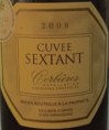 Cuvée Sextant