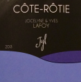 """Côte-Rôtie - Cuvée """"JYL"""""""