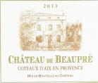 Chateau De Beaupre - Grenache