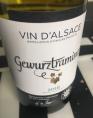 Vin d'Alsace - Gewurztraminer