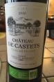Château de Castets Vieilles vignes