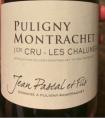 Puligny-Montrachet Premier Cru Les Chalumeaux