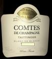 Comtes de Champagne Blanc de Blancs Brut Millésimé avec coffret