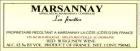 Marsannay Les Finottes