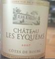 Château les Eyquems