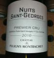Nuits Saint-Georges Premier Cru