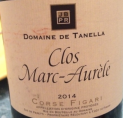 Domaine de Tanella Clos Marc Aurèle