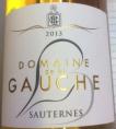 Domaine de la Gauche - Sauternes