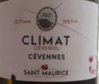 Cave Saint Maurice Climat Cevenol