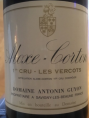 Aloxe Corton 1er Cru Les Vercots