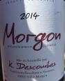 K. Descombes - Morgon