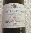 Pouilly-Fuissé Vignes de Chaintreuil