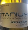 Titanium Cuvée Prestige