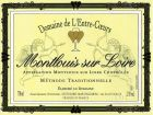Montlouis Méthode Traditionnelle Brut