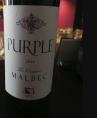 Purple Original Malbec