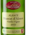 Muscat d'Alsace Vieilles Vignes
