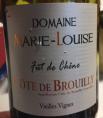 Côte de Brouilly Vieilles Vignes