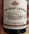 Gewurztraminer - Clos St Landelin