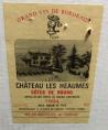 Château les Heaumes