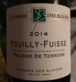 Pouilly-Fuissé Trilogie de Terroirs