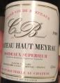 Château Haut Meyrau
