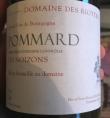 Les Noizons - Pommard
