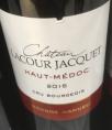 Château Lacour Jacquet Cru Bourgeois