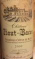 Château Haut Bacon