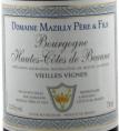 Bourgogne Hautes-Côtes de Beaune Vieilles Vignes