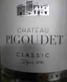 Cuvée Pigoudet Classic