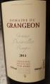 Domaine du Grangeon - Grains Passerillés Rouges