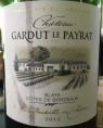 Château Gardut le Payrat
