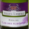 Riesling - Clos des Aubépines - 2011