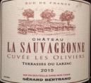 Château la Sauvageonne Cuvée Les Oliviers
