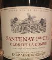 Santenay Premier Cru Clos de la Comme