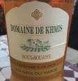 Boulaouane Vin Gris