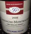 Chassagne-Montrachet Mes Vielles Vignes