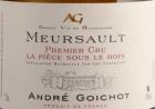 Meursault Premier Cru - La Pièce sous le Bois