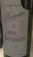 Distinction du Château Haut  La Valette