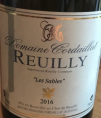 Reuilly Les Sables