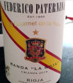 Banda la Roja Crianza Rioja