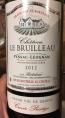 Château Bruilleau Cuvée Prestige