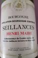 Bourgogne Seillances