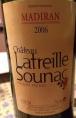 Château Latreille Sounac Vieilles Vignes