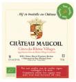 Château Maucoil Côtes du Rhône Villages - Sans soufre ajouté