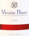 Mousse Blanc - Rosé