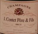 Champagne J Contet Père et Fils Brut