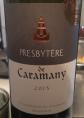 Presbytère de Caramany