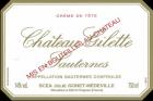 Chateau Gilette