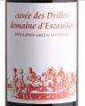 Domaine d'ESCAUSSES Gaillac «Cuvée des Drilles»